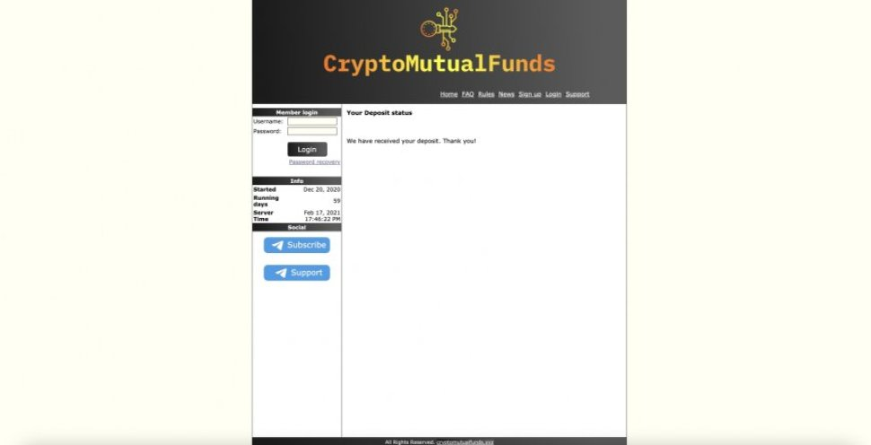Crypto Mutual