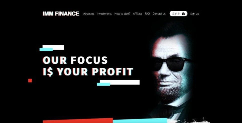 Imm Finance