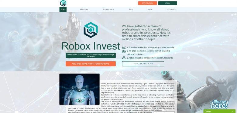 Robox invest