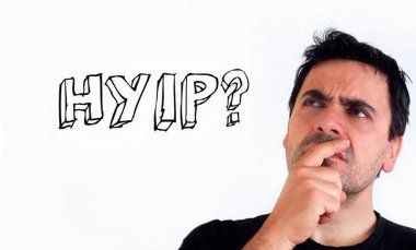 What does the term hyip mean?