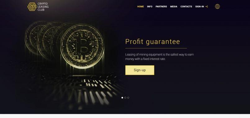 Crypto leasing