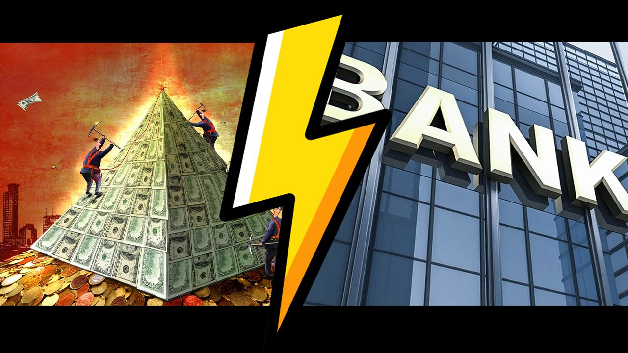 HYIP vs Banks