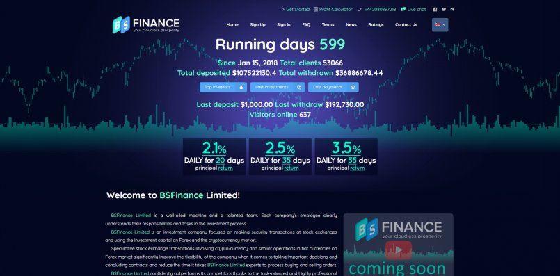 BSFinance