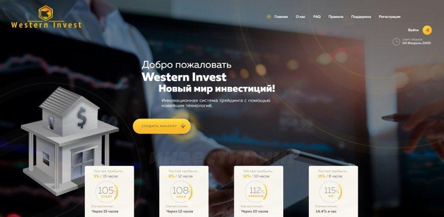 Western invest