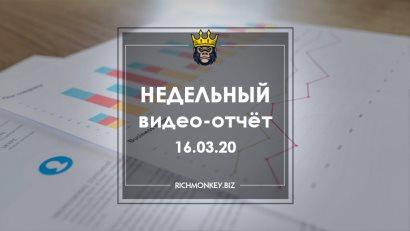 Weekly video report 09.03.20 - 15.03.20
