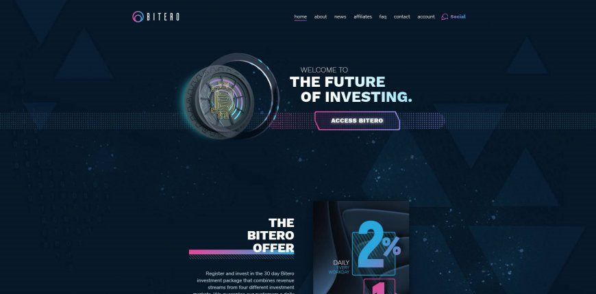 Review and recall of the Bitero project