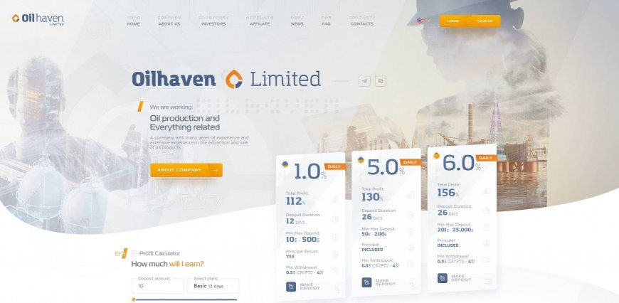 Oilhaven