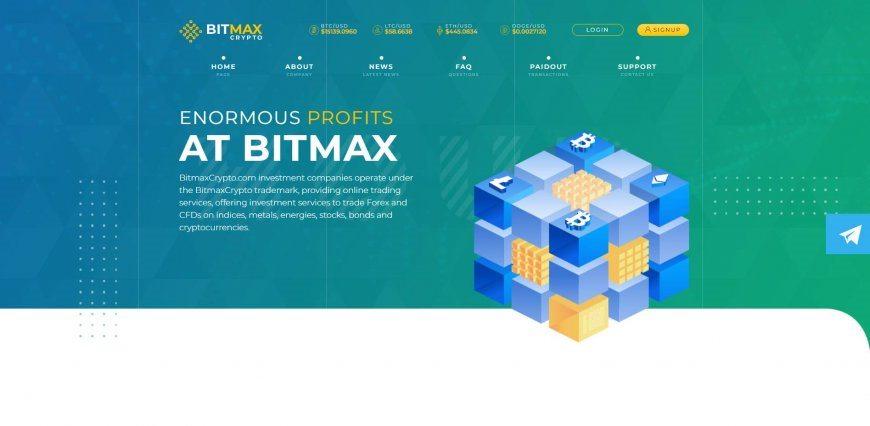 Bitmaxcrypto