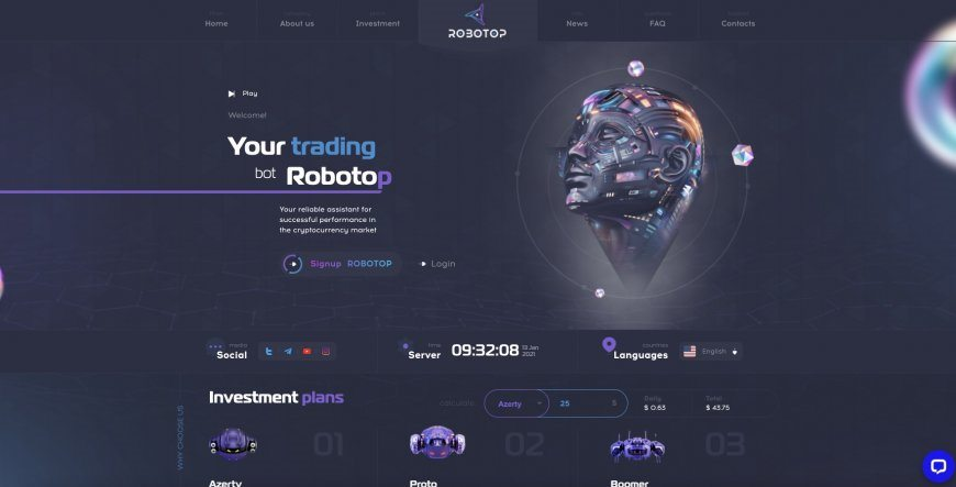 Review and recall of the Robotop project