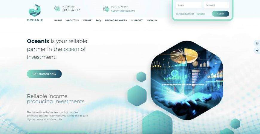 Oceanix project review and recall