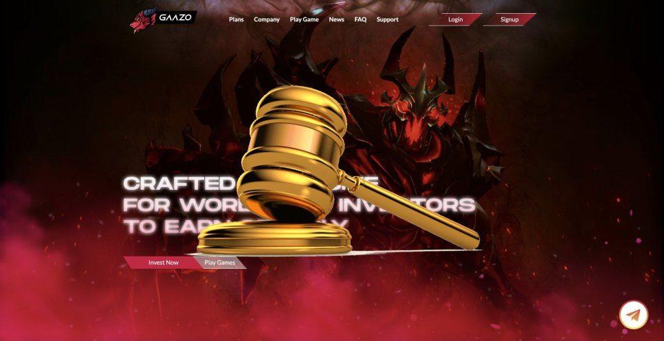 Gaazo.games - SCAM! Compensation paid.